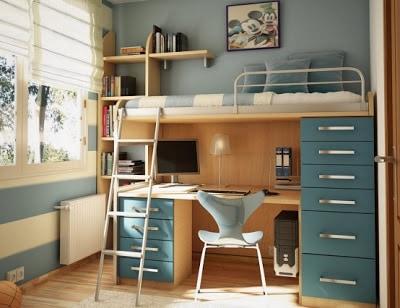 Dicas de decoração para quarto pequeno de menino