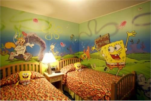 Dicas de pintura de parede para quarto infantil masculino