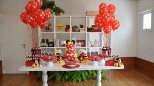 dicas para aluguel de mesa de aniversário