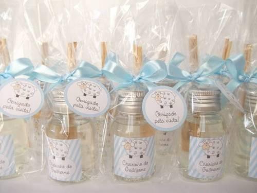 lembrancinhas de maternidade aromatizantes