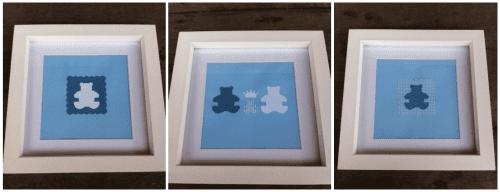 Fotos de quadros para quarto de bebe masculino