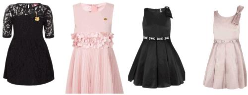 Modelos de vestidos de casamento para crianças