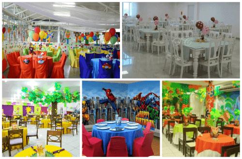 ideias para decorar mesa de festa infantil