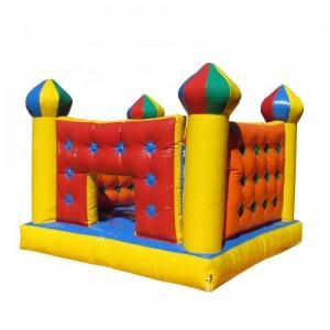 Castelinho inflável para crianças