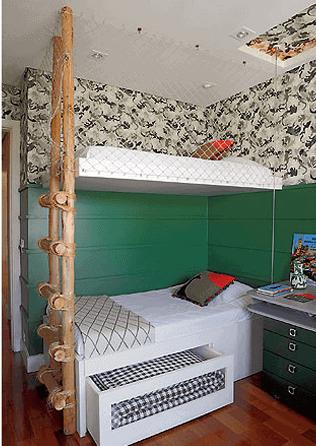 Dicas de temas para decoração de quarto infantil masculino