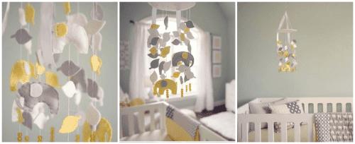 Ideias de mobile para quarto de bebe masculino passo a passo