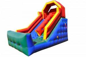 tobogã inflável para festa infantil
