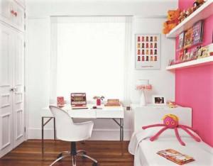 decoração de quarto de menina adolescente
