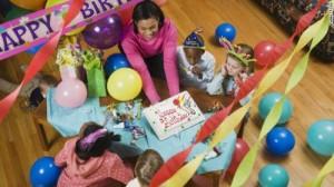 festa infantil - o que servir