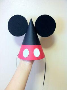 Decoração de festa infantil em casa tema Mickey e Minnie