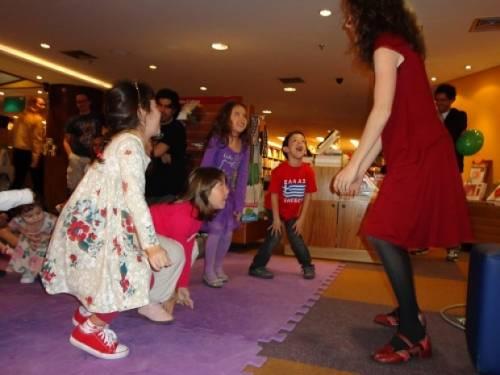 brincadeiras para festa infantil de 5 anos
