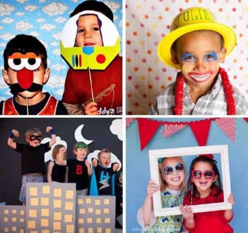 Novidades de animação de festa infantil - fotos