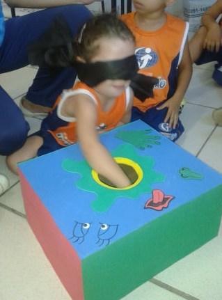 Brincadeira ludica para educação infantil