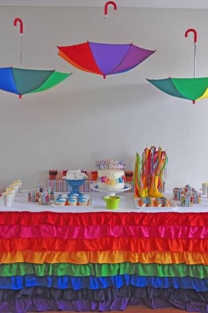 ideias criativas para decorar festa de criança