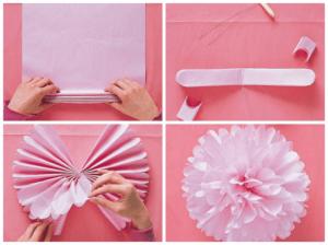 como fazer decoração de festa infantil simples e barata
