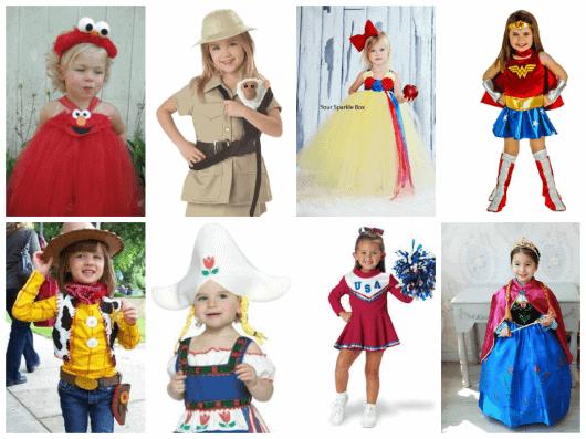 fotos de fantasias de carnaval para meninas