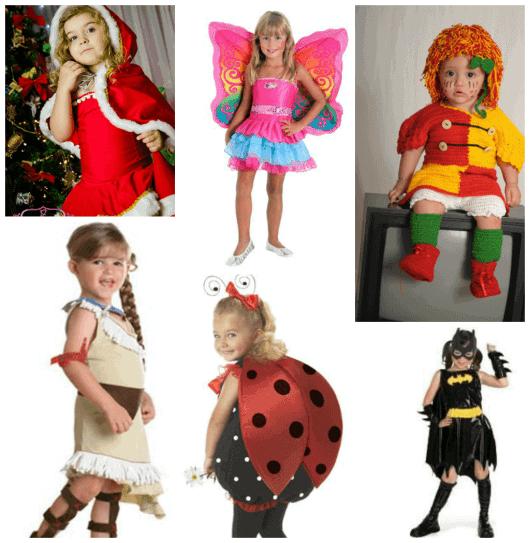 lindas fantasias infantis para festas