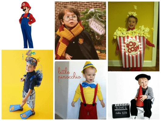 fotos de fantasias masculinas infantis