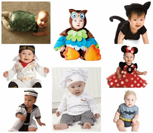 fotos de fantasias para bebês