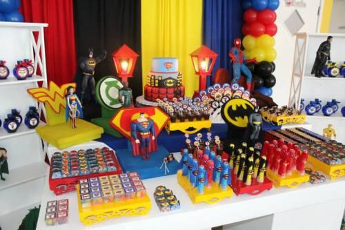 temas de festa infantil masculino de 1 ano