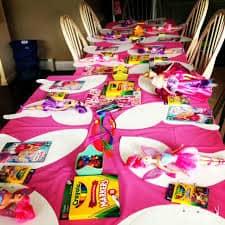 decoração de aniversário da barbie butterfly