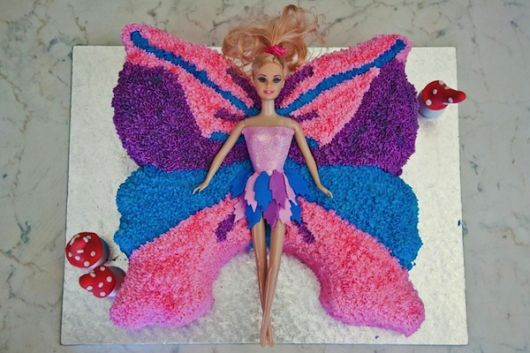 festa da barbie butterfly