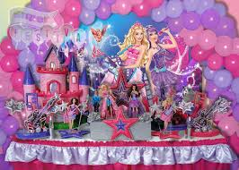 festa da barbie pop star