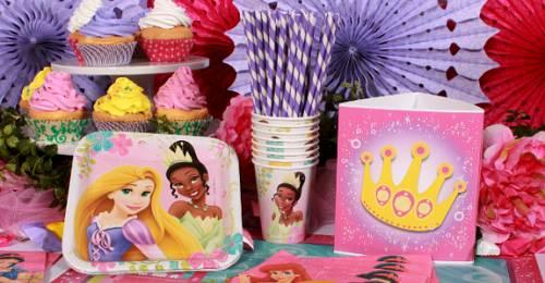 como organizar festa das princesas