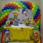 festa infantil simples do patati patatá