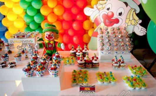 fotos de festa infantil patati patatá