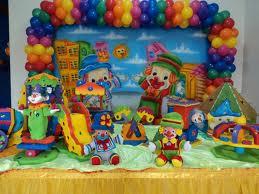 decoração de festa infantil patati patatá