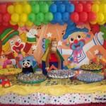 mesa de festa do patati patatá