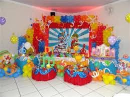 festa infantil patati patatá para menina