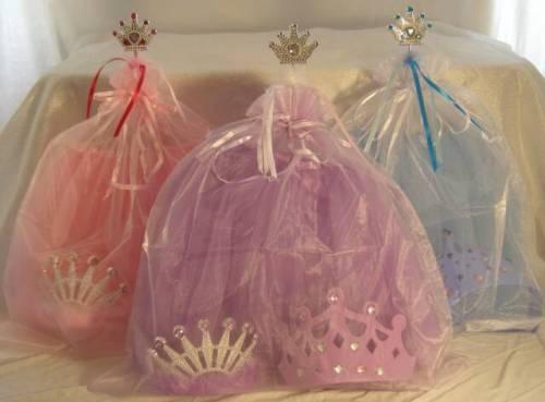 festa das princesas - lembrancinhas