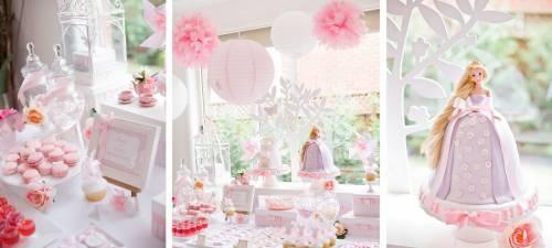 festa da barbie para crianças