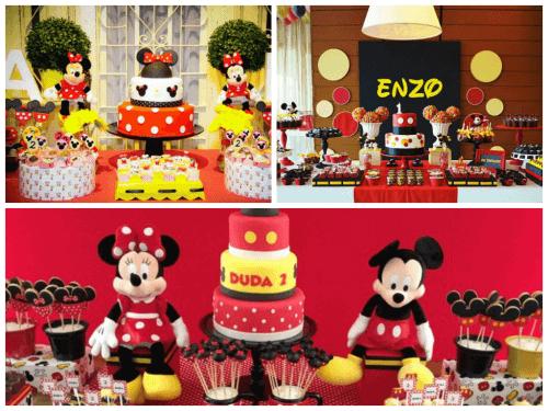 fotos de decorações temáticas de festa para crianças