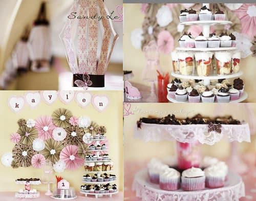 Novidades para festa infantil - lembrancinhas e cupcakes