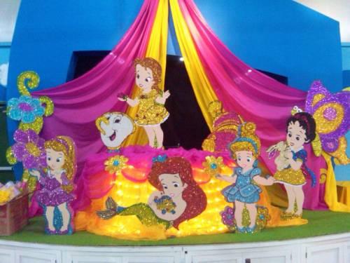 Festa das Princesas Baby
