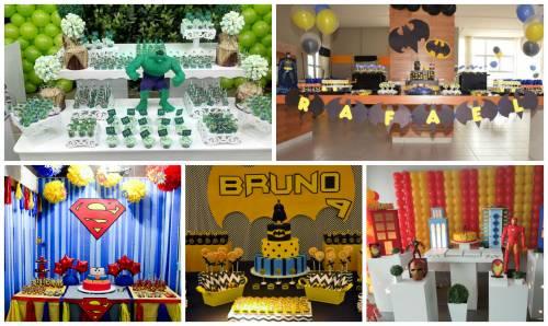 fotos de temas de festa infantil