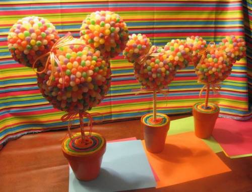 enfeites para festa infantil artesanal do mickey