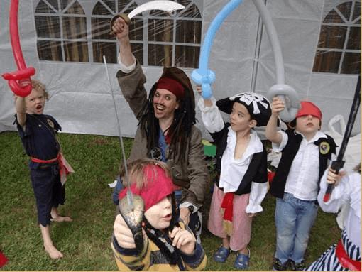 como organizar uma festa infantil passo a passo