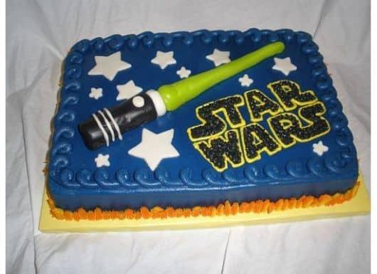 Fotos de bolos star wars