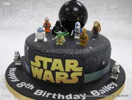 Dicas de bolos festa guerra nas estrelas