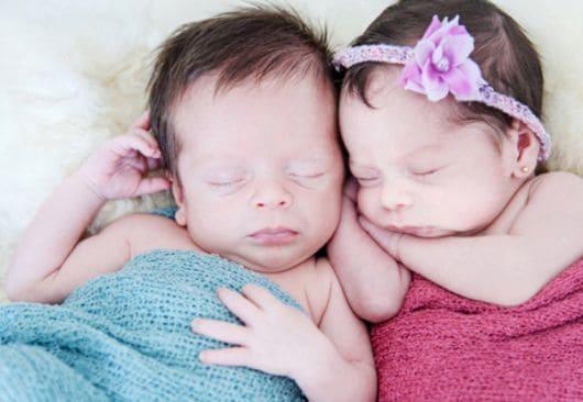 Fotos de ensaios de bebês fofos