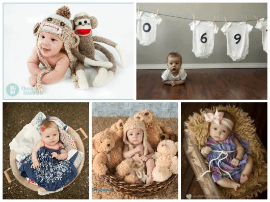 Como fazer um album de fotos de bebê passo a passo