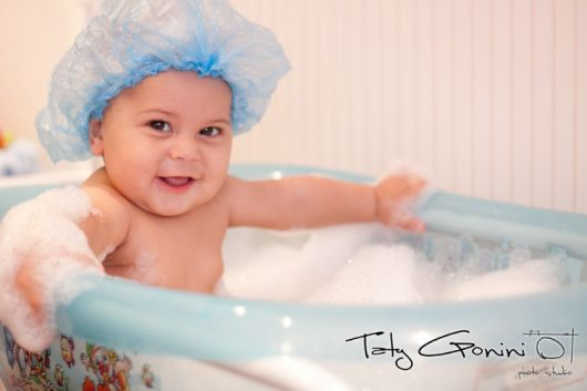 Dicas de fotos para book de bebê de 6 meses