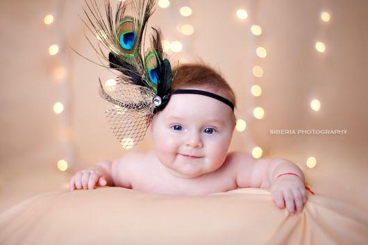 Fotógrafos para book de bebê de 6 meses