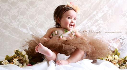 Melhores ideias de fotos para book de bebê