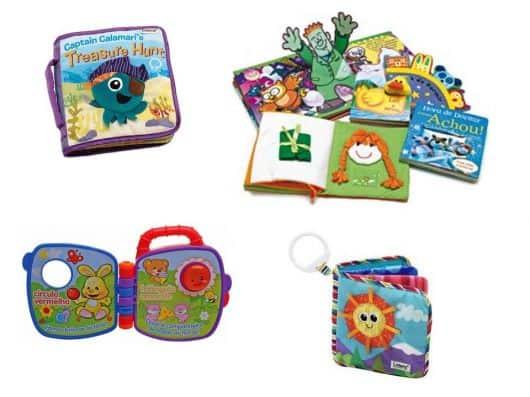 livros para bebês de 6 meses