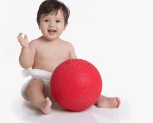 bolas para crianças pequenas